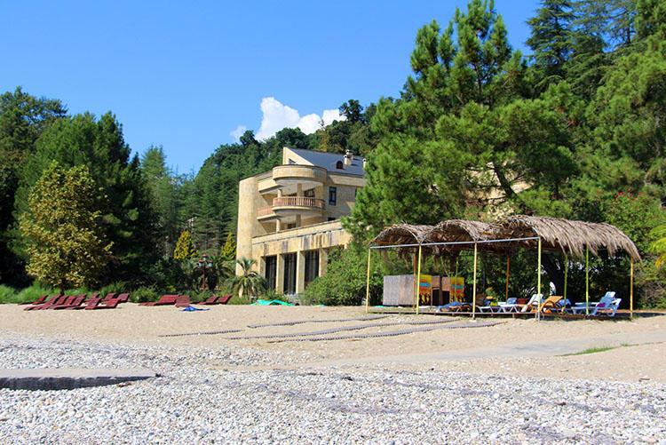 Курорт Мюссера Абхазия