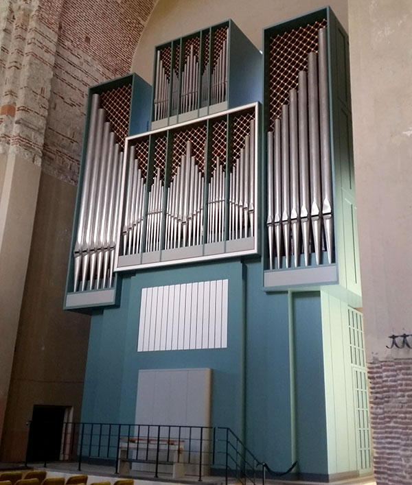 Пицундский орган