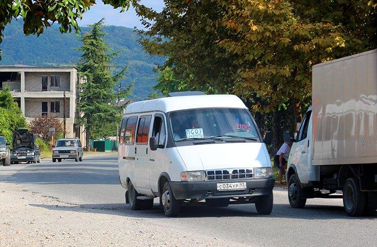 Как доехать до Абхазии из Адлера