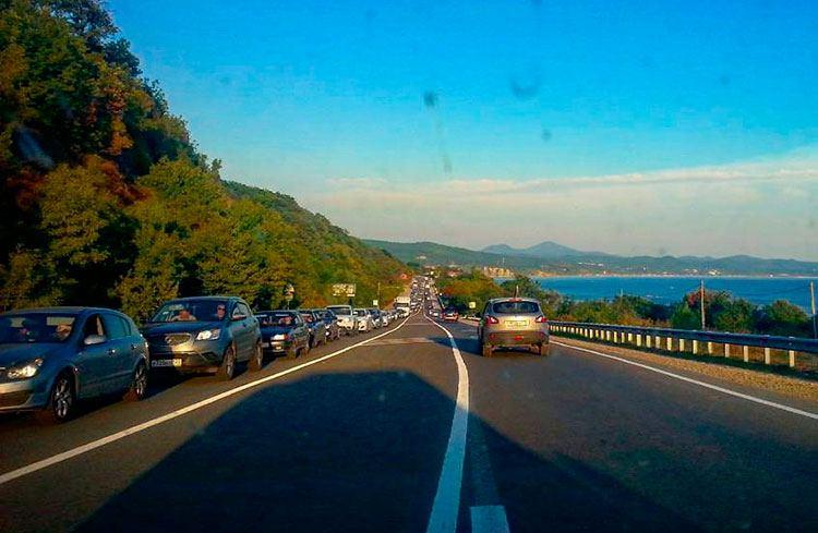 Как доехать до Абхазии на машине