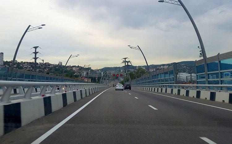 Как добраться до Абхазии из Сочи