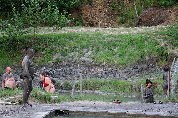 Лечебные грязи Кындыг