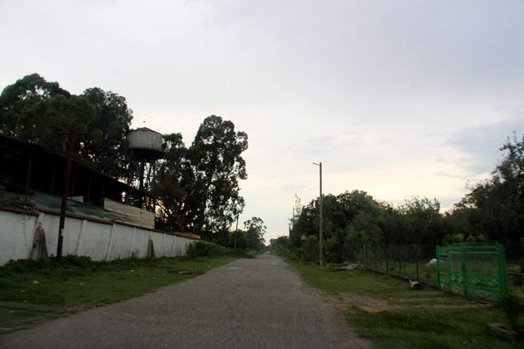 Улицы в селе Кындыг