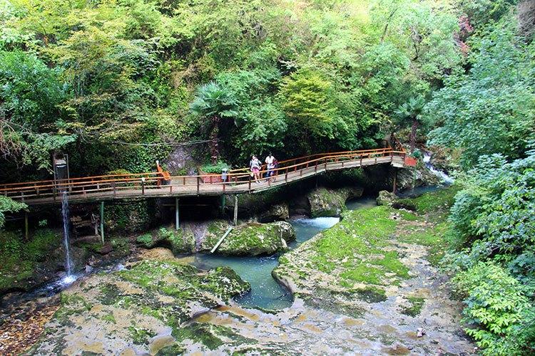 Черниговка (Абхазия) как добраться