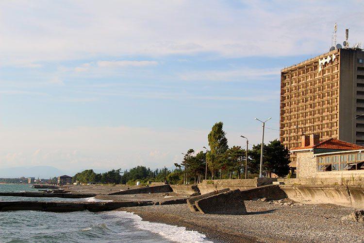 Город Очамчира, Абхазия
