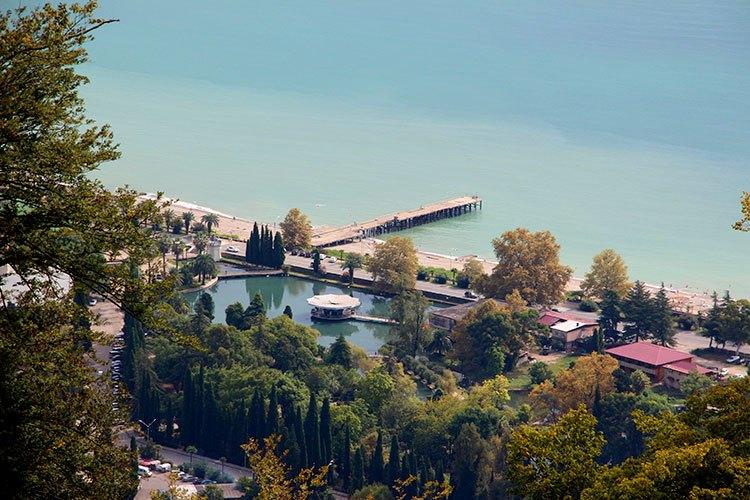 Отдых в Новом Афоне, Абхазия